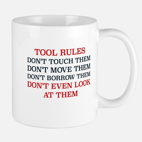 Unique Tools Mug