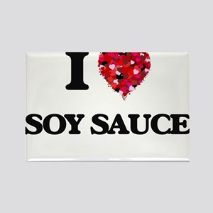 I love Soy Sauce Magnets