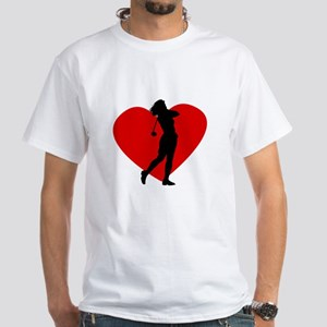 Golf Heart T-Shirt