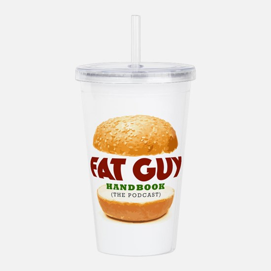FGH burgerlogo Acrylic Double-wall Tumbler