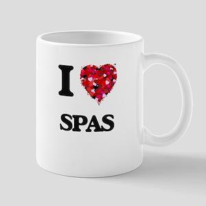 I love Spas Mugs
