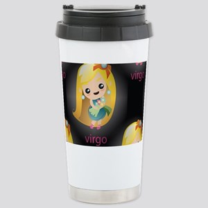 kawaii virgo Stainless Steel Travel Mug