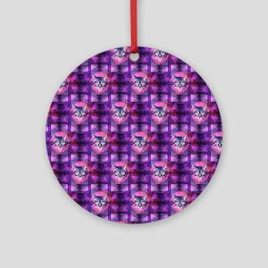illuminati cat Ornament (Round)