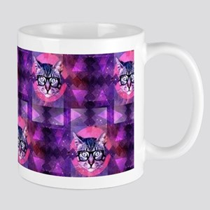 illuminati cat Mugs