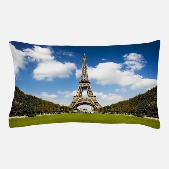 Paris, France - Eiffel Tower Pillow Case