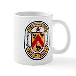 USS FANNING Mug