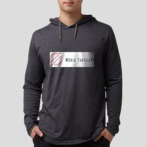 bigger WT logo Long Sleeve T-Shirt