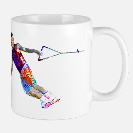 Super Crayon Colored Wakeboarding Mugs