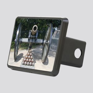 Civil War Cannon  Rectangular Hitch Cover