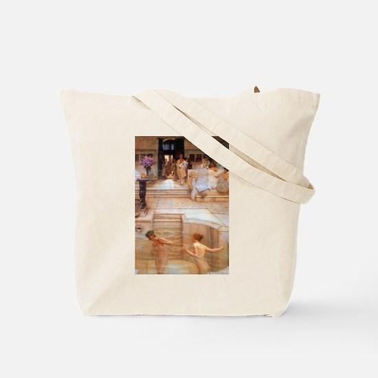 Cool Alma Tote Bag