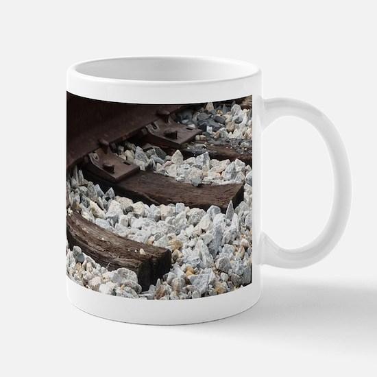 Railroad Track Mugs