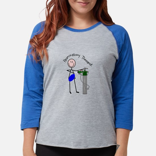 Respiratory Therapist O2 & Amb Long Sleeve T-Shirt