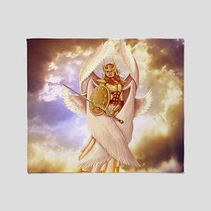 Seraph Angel Throw Blanket