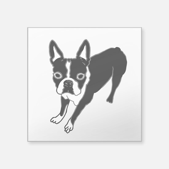 Boston Terrier Sticker