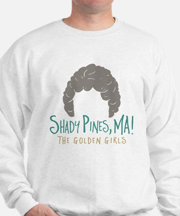 Golden Girls Shady Pines Ma Hoodie Sweater