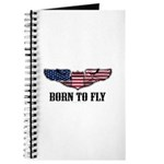 Born To Fly Version 2 Journal