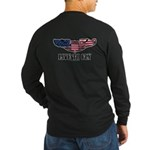 Live To Fly Version 2 Dark Long Sleeve T-Shirt