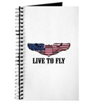 Live To Fly Version 2 Journal