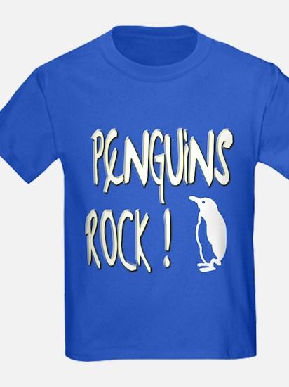 Penguins Rock ! T