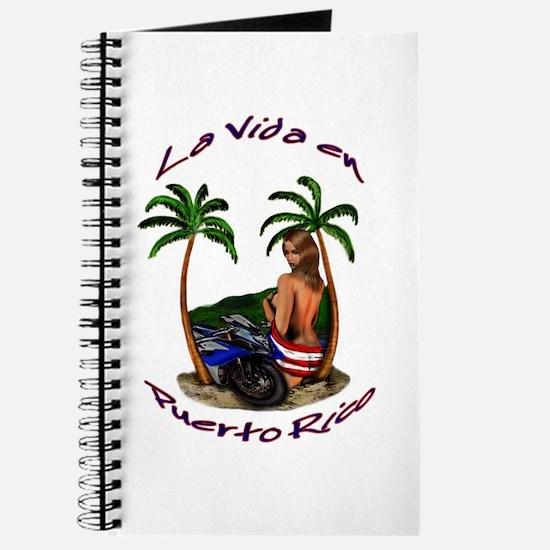 La.Vida.En.Puerto.Rico Journal