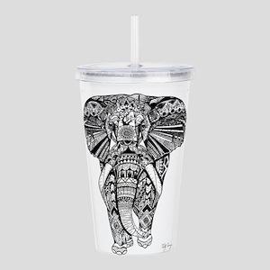 Elephant Acrylic Double-wall Tumbler