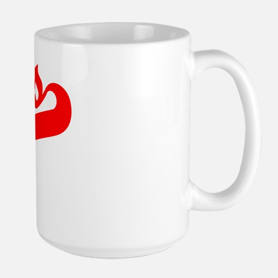 Ticos Large Mug