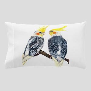 cockatiels Pillow Case