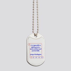 Impossible Dog Tags