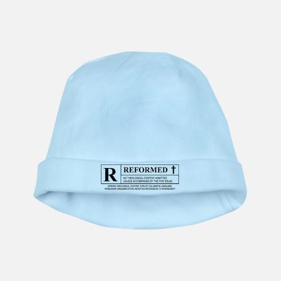 Reformed baby hat