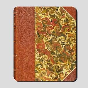 Old Antique Book Mousepad