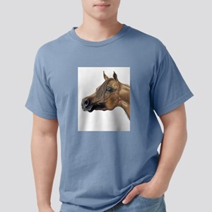 Arabian Horse Ash Grey T-Shirt
