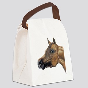 arabian i Canvas Lunch Bag