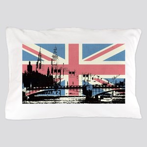 London Jacked Pillow Case