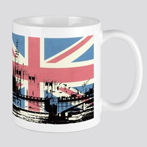 London Jacked Mugs