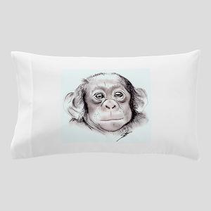 Chimp Pillow Case