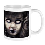 Zombie Doll 11 Oz Ceramic Mug Mugs