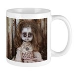 Missy Horror Doll 11 Oz Ceramic Mug Mugs