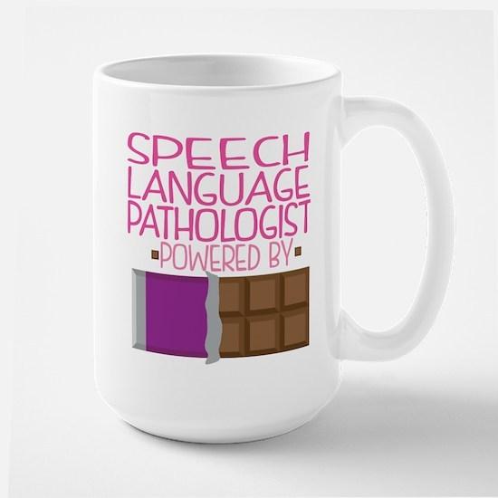 Speech Language Pathologist Large Mug