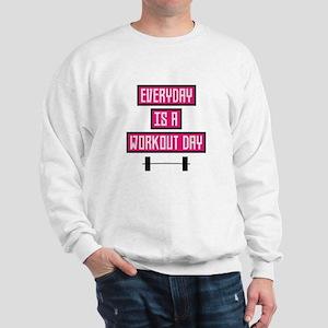 Everyday Workout Day C52c3 Sweatshirt