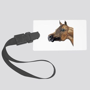 arabian i Large Luggage Tag