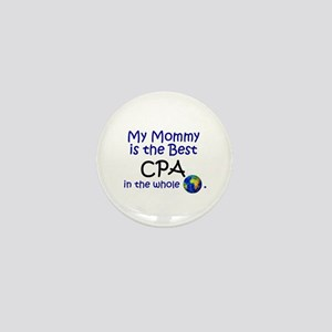 Best CPA In The World (Mommy) Mini Button