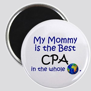 Best CPA In The World (Mommy) Magnet