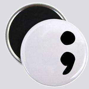 Semicolon Magnets