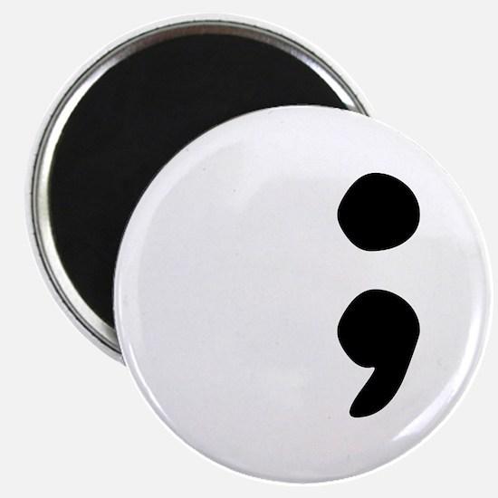 Semicolon Magnets