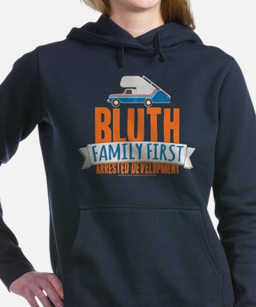 Arrested Development Fam Women's Hooded Sweatshirt