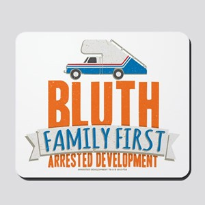 Arrested Development Family First Mousepad