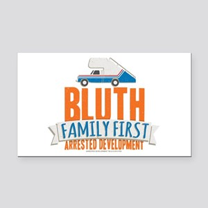 Arrested Development Family F Rectangle Car Magnet