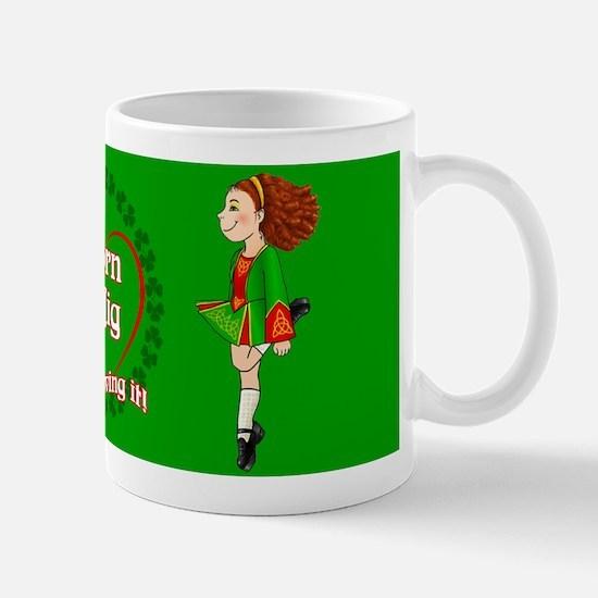 Irish Dancing Mug Mugs
