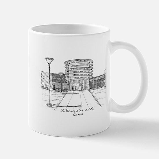 UT Dallas est. 1969 Mugs