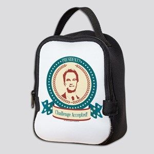HIMYM Challenge Accepted Neoprene Lunch Bag